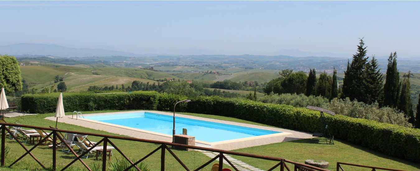 Agriturismo con piscina in toscana firenze